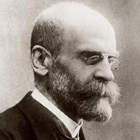 Emile Durkhiem,