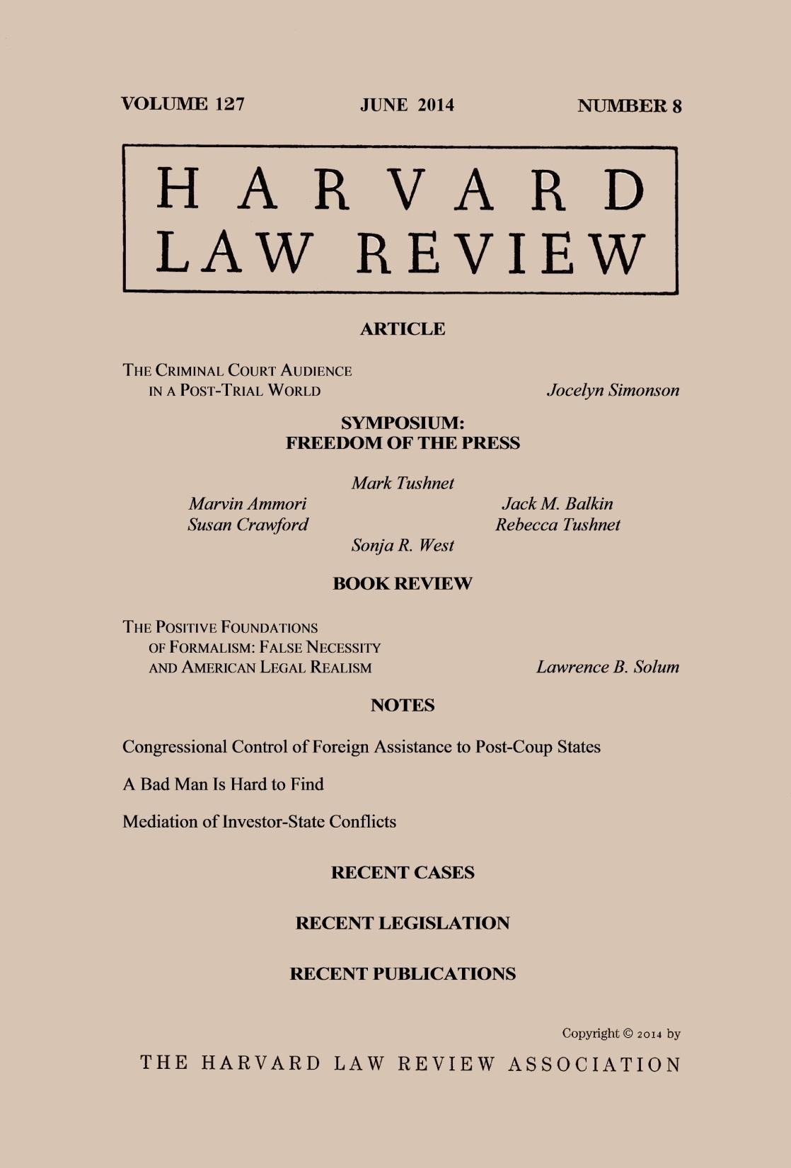 american legal realism essay